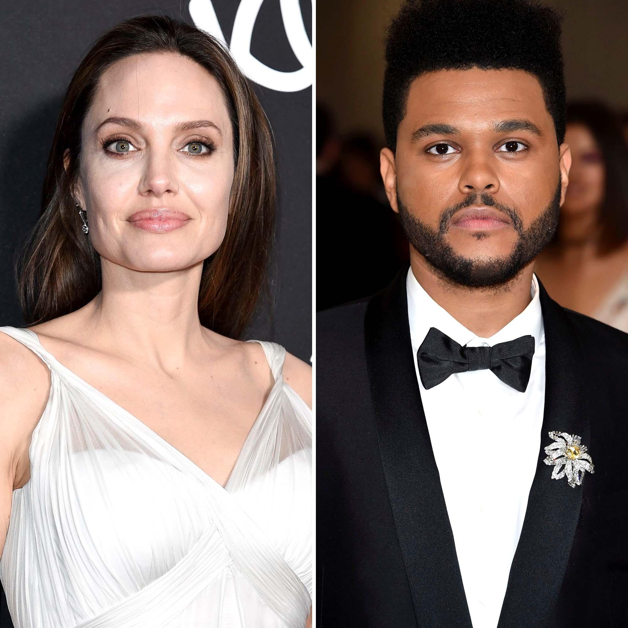 Angelina Jolie The Holy Week Gets Together