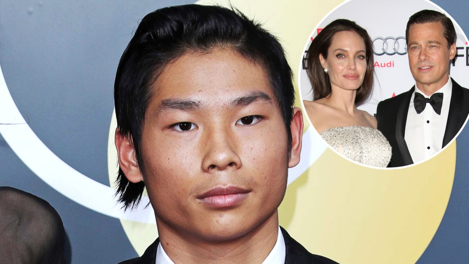 Summer Vibes! Angelina Jolie and Brad Pitt's Teen Son Pax Spotted in Trendy 'Fit During In-N-Out Run