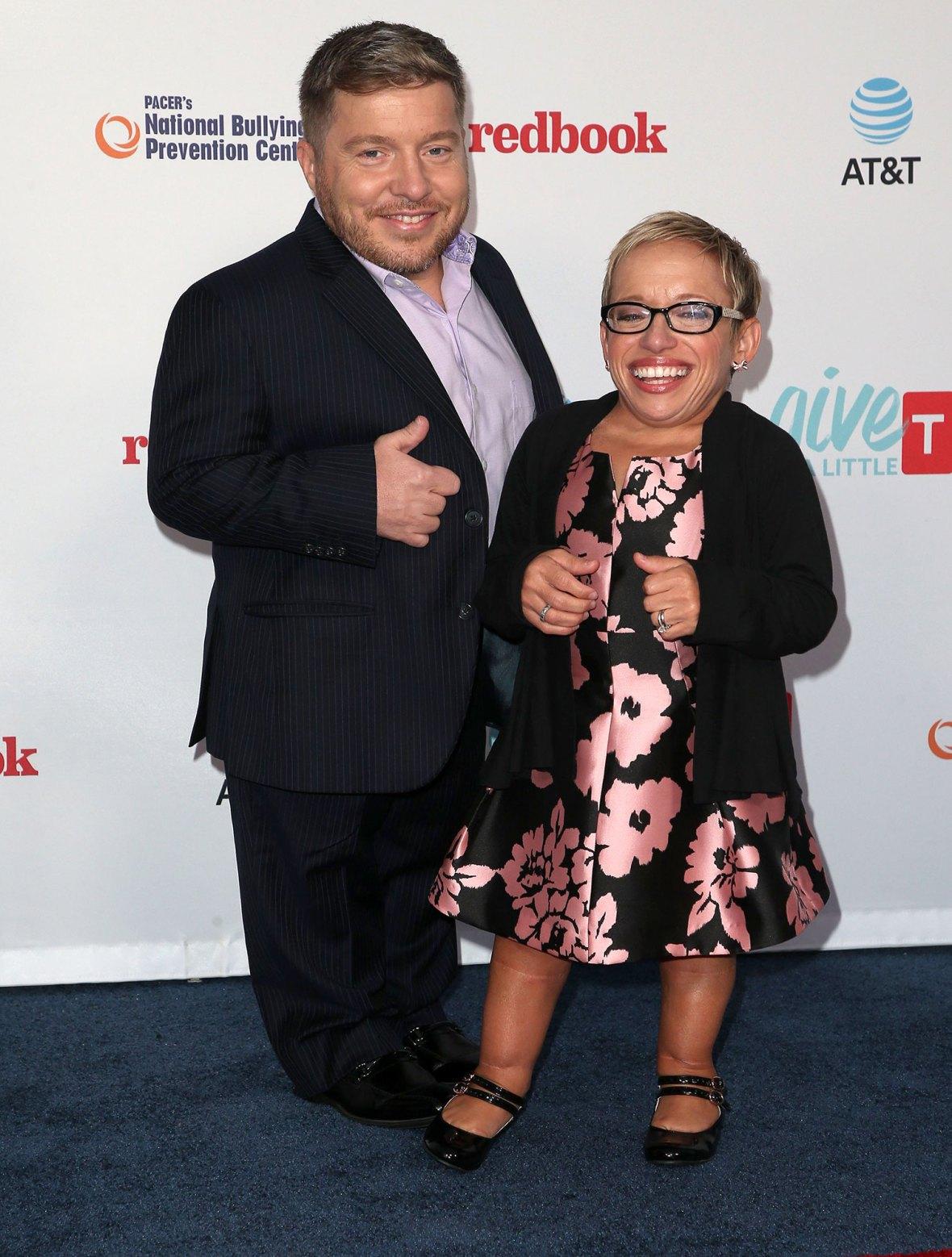 Bill Klein and Jen Arnold