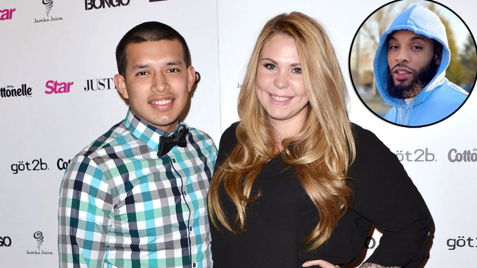 Chris Lopez Reacts to Ex Kailyn Lowry and Javi Marroquin Spending Time Together