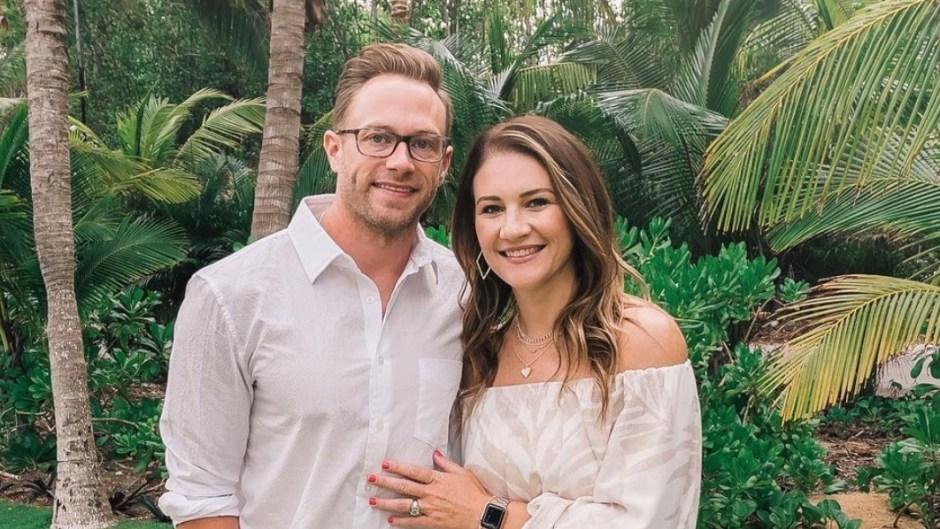 Danielle and Adam Busby