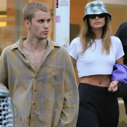 Hailey Baldwin Flaunts Her Toned Tummy on Date Night With Justin Bieber Following Pregnancy Speculation