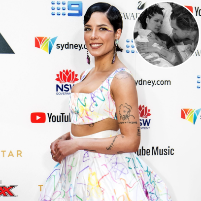 Halsey and Boyfriend Alev Aydin Gave Baby No. 1 the Most Unique Name! Find Out What Ender Means