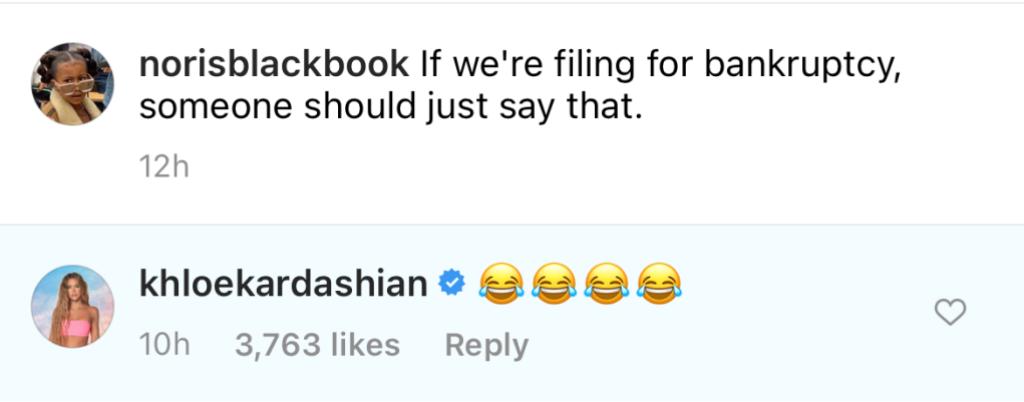 Khloe Kardashian Reacts to Kanye West Living in Atlanta Stadium