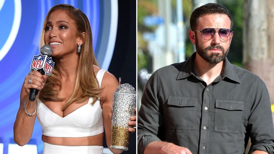 Jennifer Lopez Dodges Question About Ben Affleck Romance