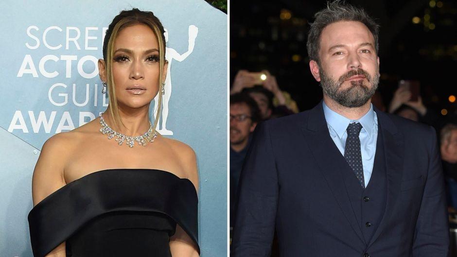Jennifer Lopez and Ben Affleck Visit 65 Million LA Mansion on the Market Together and Share Kiss
