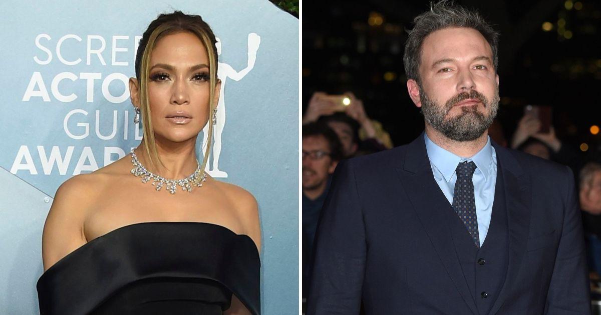 Jennifer Lopez and Ben Affleck visit the $ 65 million Los Angeles mansion for sale