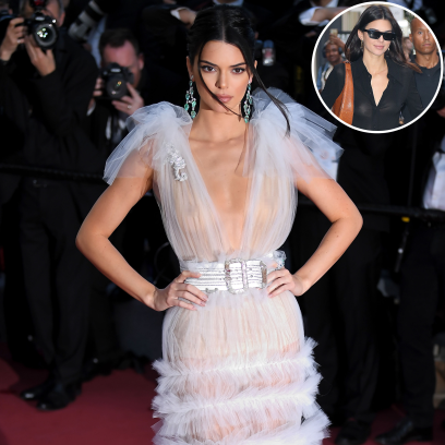 The No Bra Queen! Photos of Kendall Going Braless Over the Years