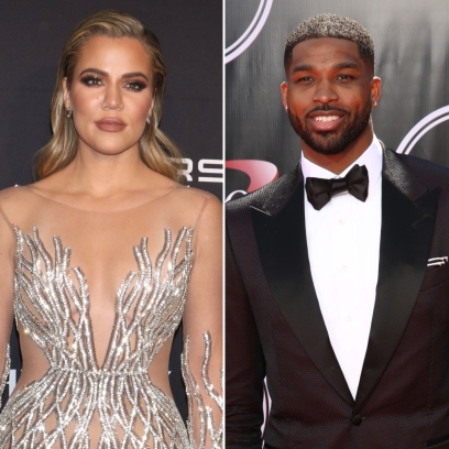 Khloe Kardashian and Tristan Thompson Seen Picking Up Daughter True From Dance Class Post-Split