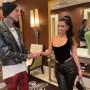Kourtney Kardashian Takes Sexy Snapshot Backstage at Boyfriend Travis Barker's Concert