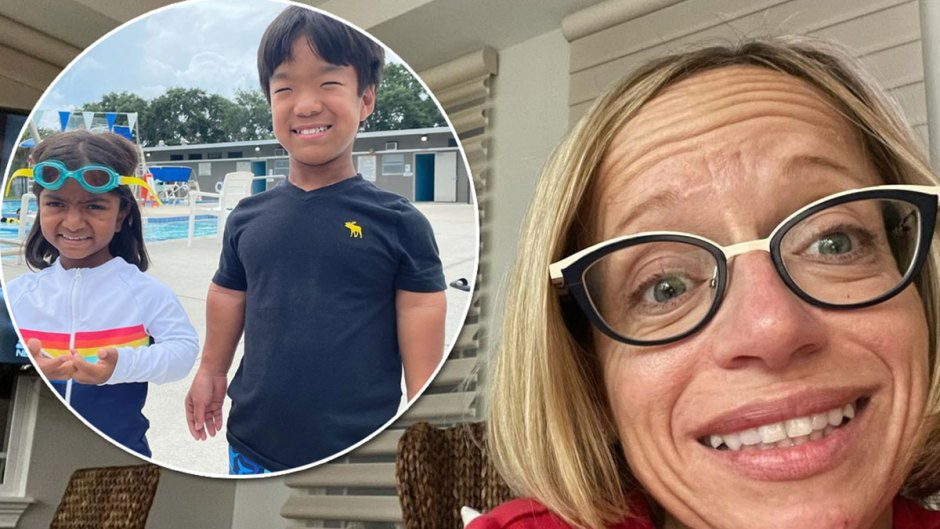 Little Couple's Jen Arnold Shares Sweet Family Video From Swim Meet With William and Zoey