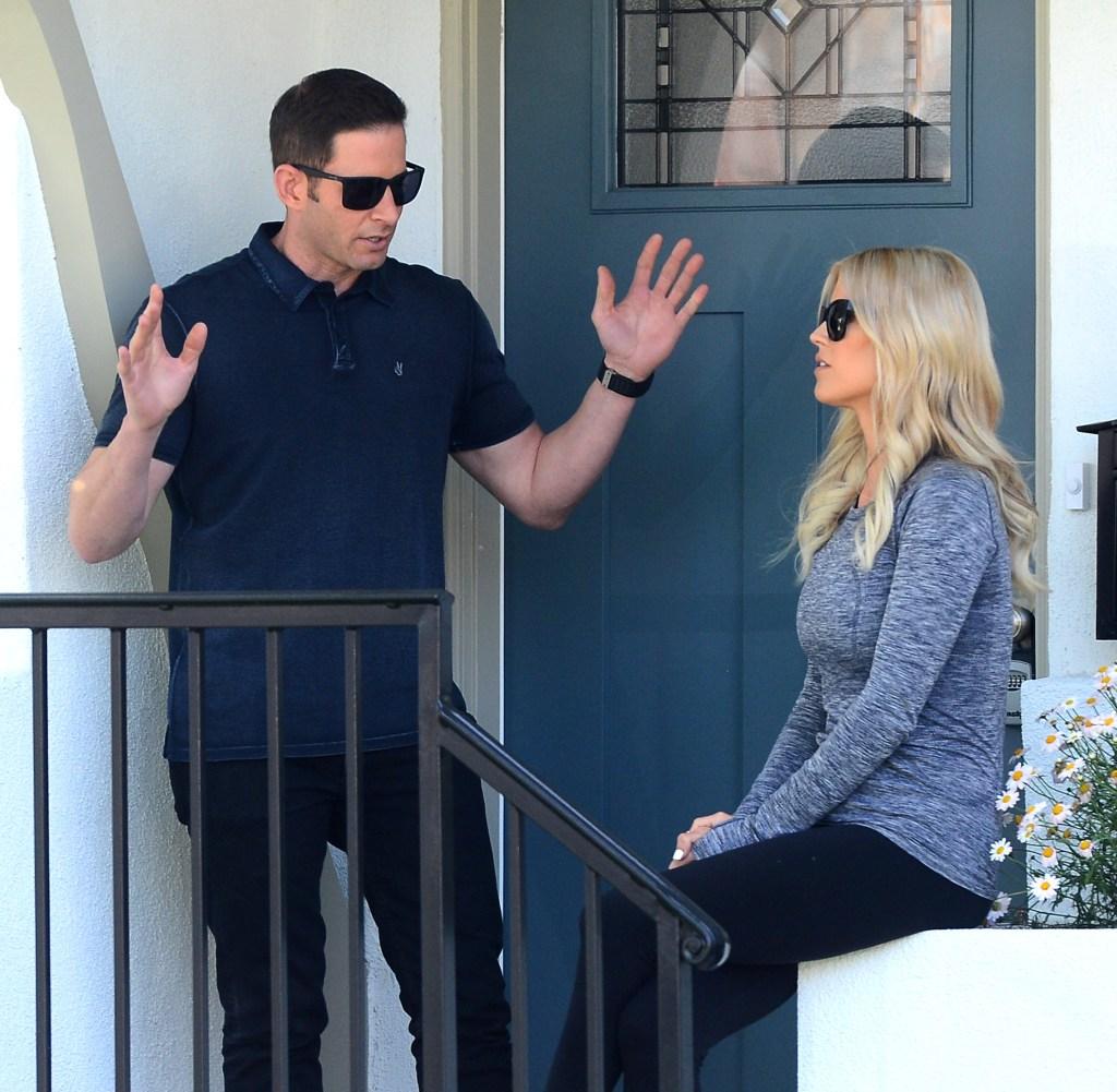 Flip or Flop's Tarek, Christina Have 'Turbulent Relationship'