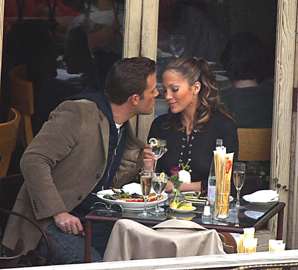 Jennifer Lopez Wears 'Ben' Necklace After Birthday With Ben Affleck