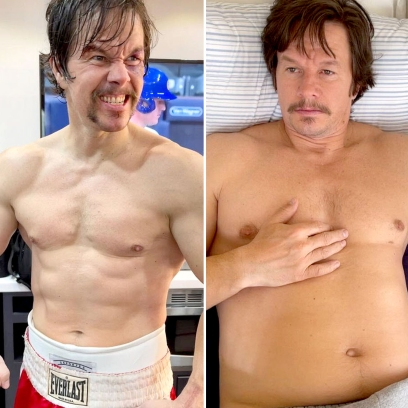 Mark Wahlberg Reveals He Regrets Gaining Weight So Quickly Movie Role
