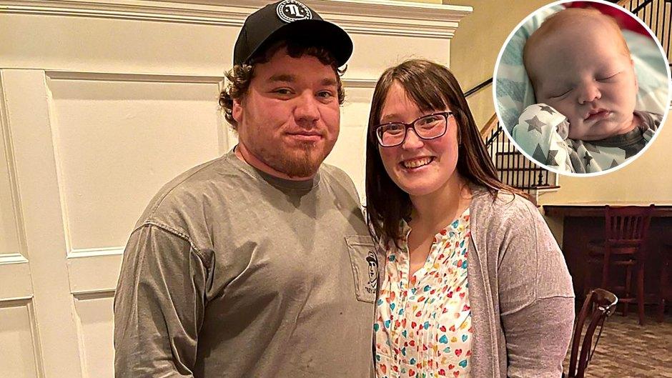 Meet Bentley! Lauryn 'Pumpkin' Shannon and Husband Josh Efird's Baby Boy Is Precious: Photo Album