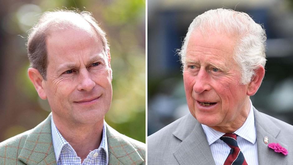 Prince Edward Fuming That Charles May Deny Him Duke Edinburgh Title