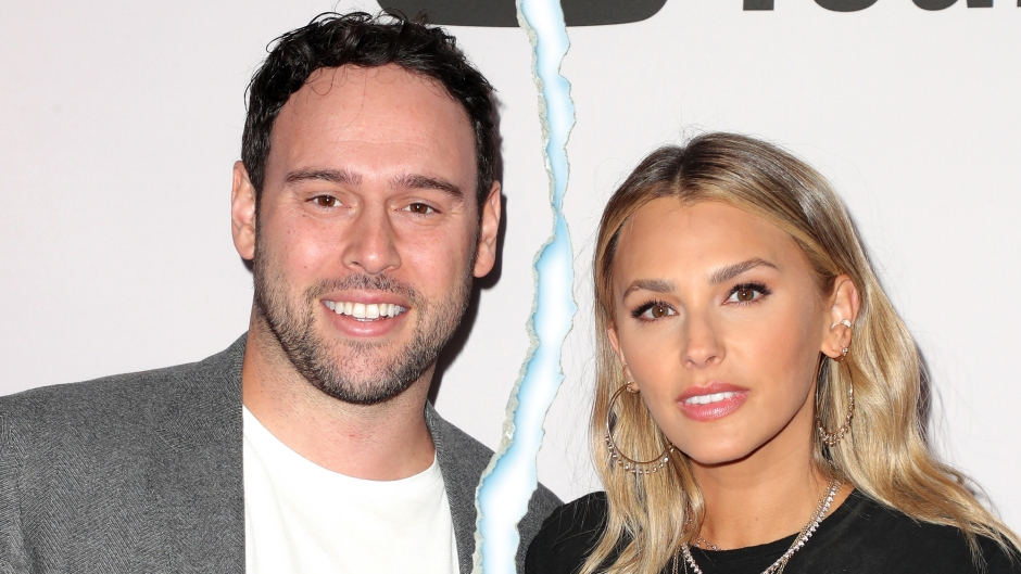 Scooter Braun Files for Divorce From Wife Yael