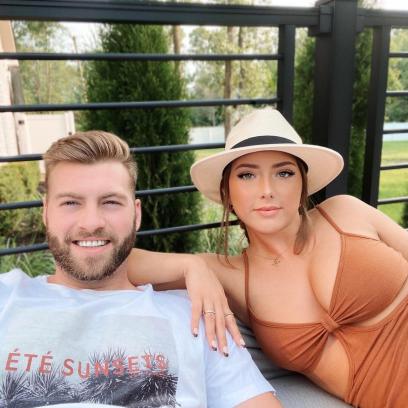 Who Is Hailie Mathers' Boyfriend Evan McClintock