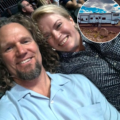 Sister Wives Star Janelle Brown Defends Husband Kody Amid RV Living I Chose This
