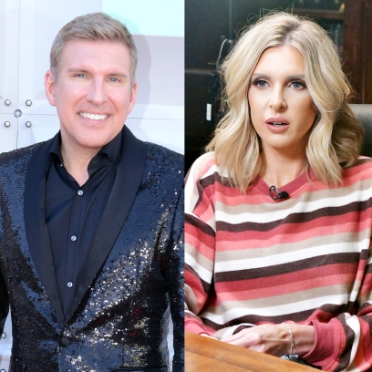 Todd Chrisley Shares Message Seemingly About Daughter Lindsie Amid Family Drama