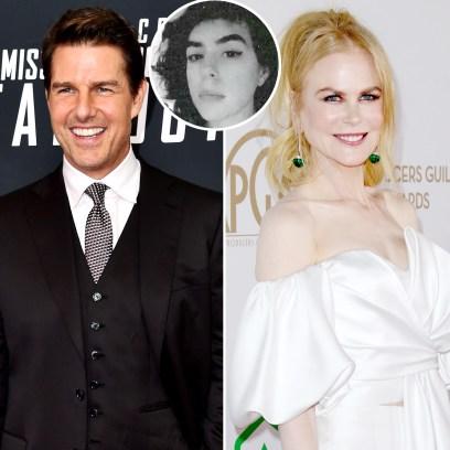 Tom Cruise Nicole Kidman Daughter Bella Shares Rare Selfie