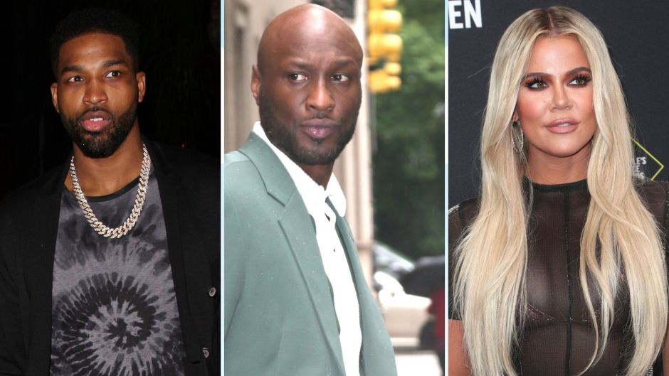 Tristan Thompson Reacts to Lamar Odom's Flirty Comment on Khloe's Bikini Pic by Referencing Overdose