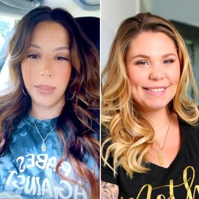 Vee Rivera Responds Kailyn Lowry Baby Mamas No Drama Podcast Rumors