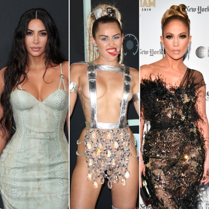 Which Celebrities Have Had Sex in Public_ Kim, J. Lo, Miley