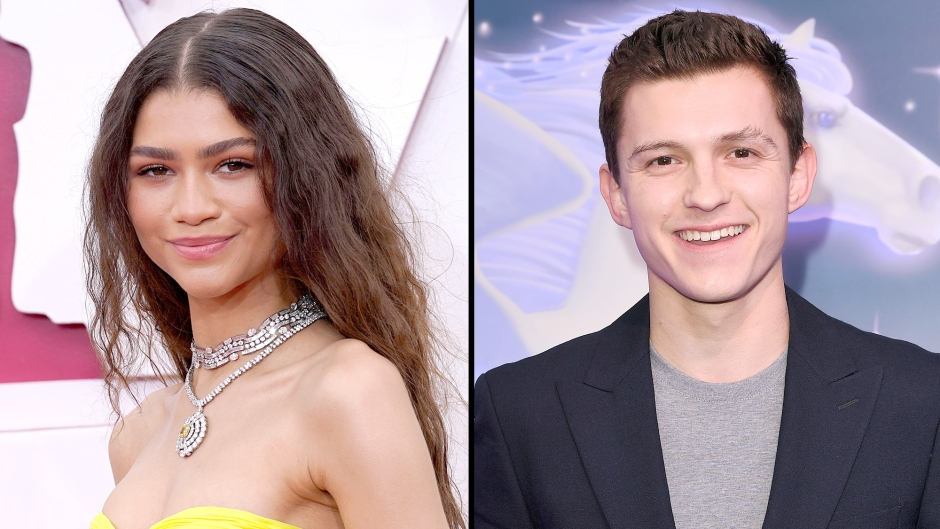 Zendaya Tom Holland Finally Confirm Romance By Making Out Car