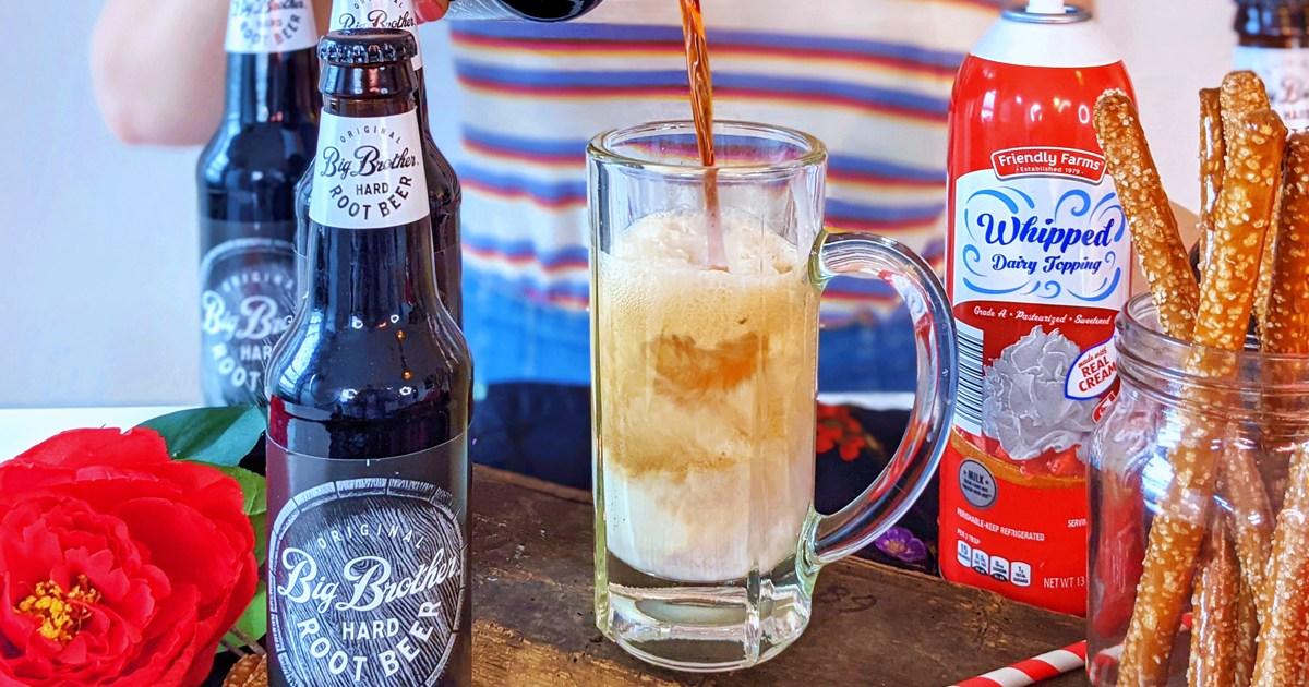 ALDI cocktail series: beer mug for adults