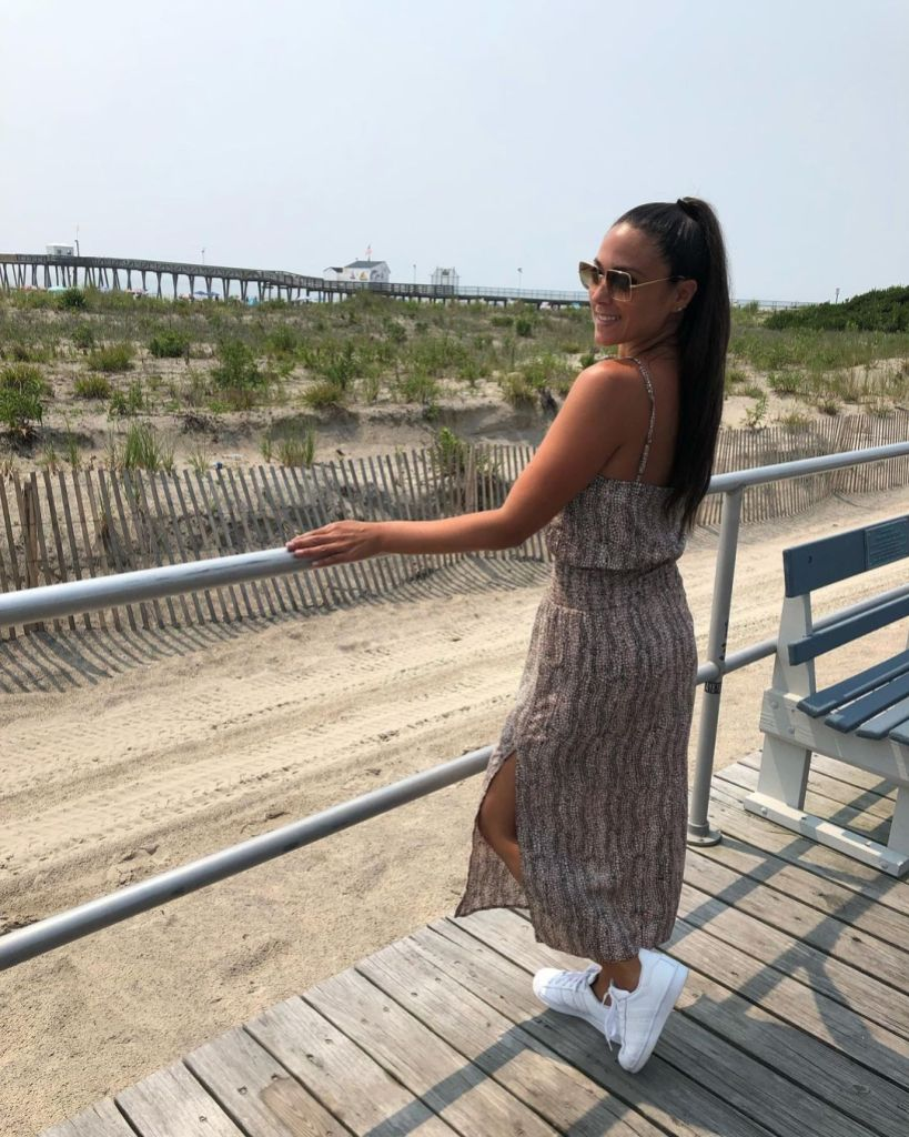 Sammi 'Sweetheart' Giancola 'Likes' a Fan Comment About Returning to 'Jersey Shore': 'We Miss You'