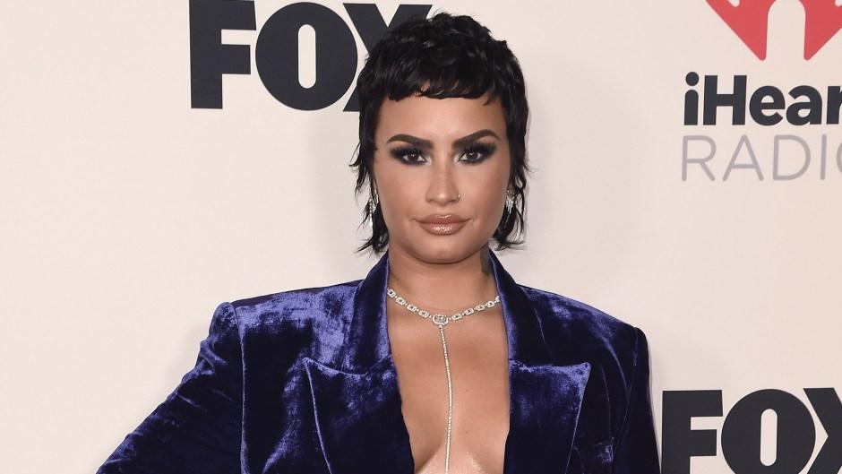 Demi Lovato's First Sex Scene Came With 'Body Confidence'