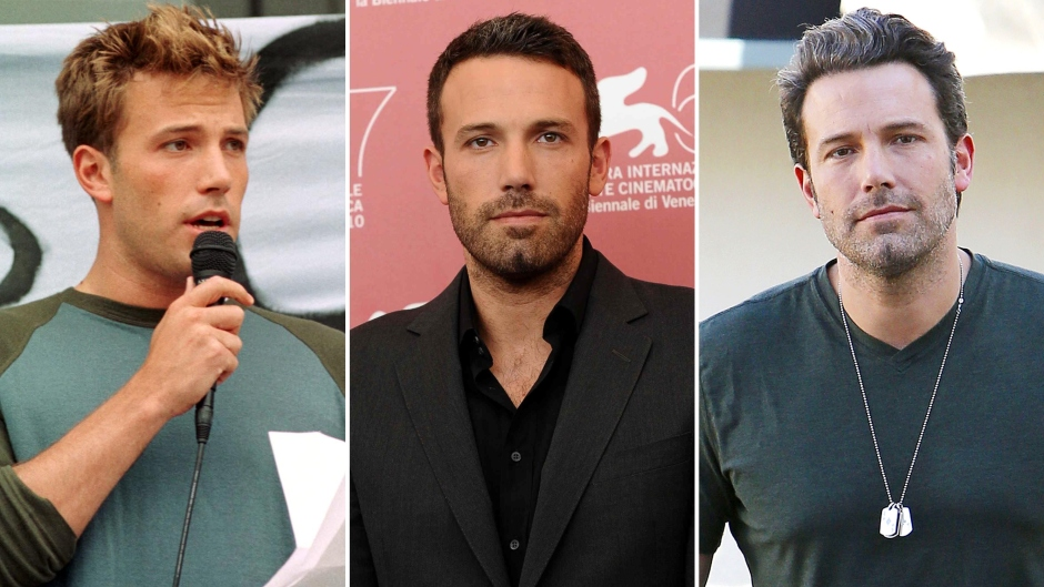 Ben Affleck Transformation Photos of the Actor Young to Now