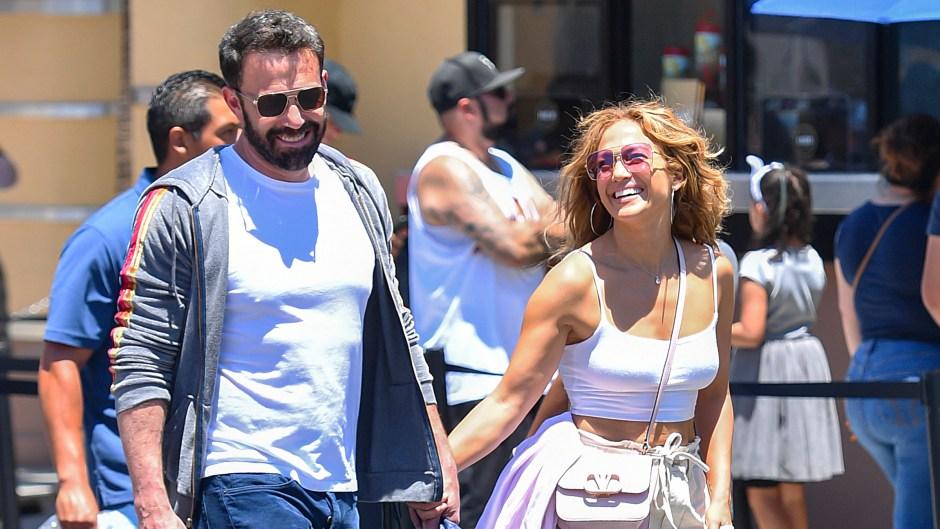 Jennifer Lopez and Ben Affleck's Engagement Is 'Around the Corner': 'It's No Secret'