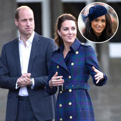 Royal Family Shades Meghan Markle on Her Birthday Amid Rift
