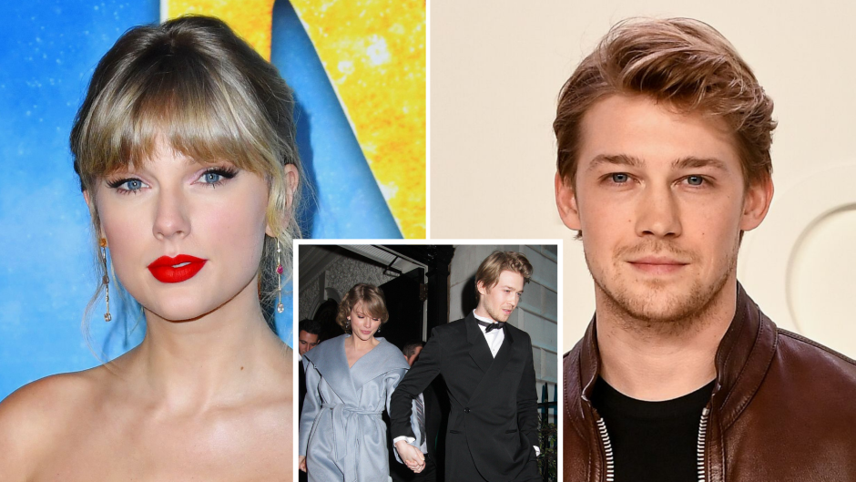 Taylor Swift and Joe Alwyn's Relationship Timeline in Photos