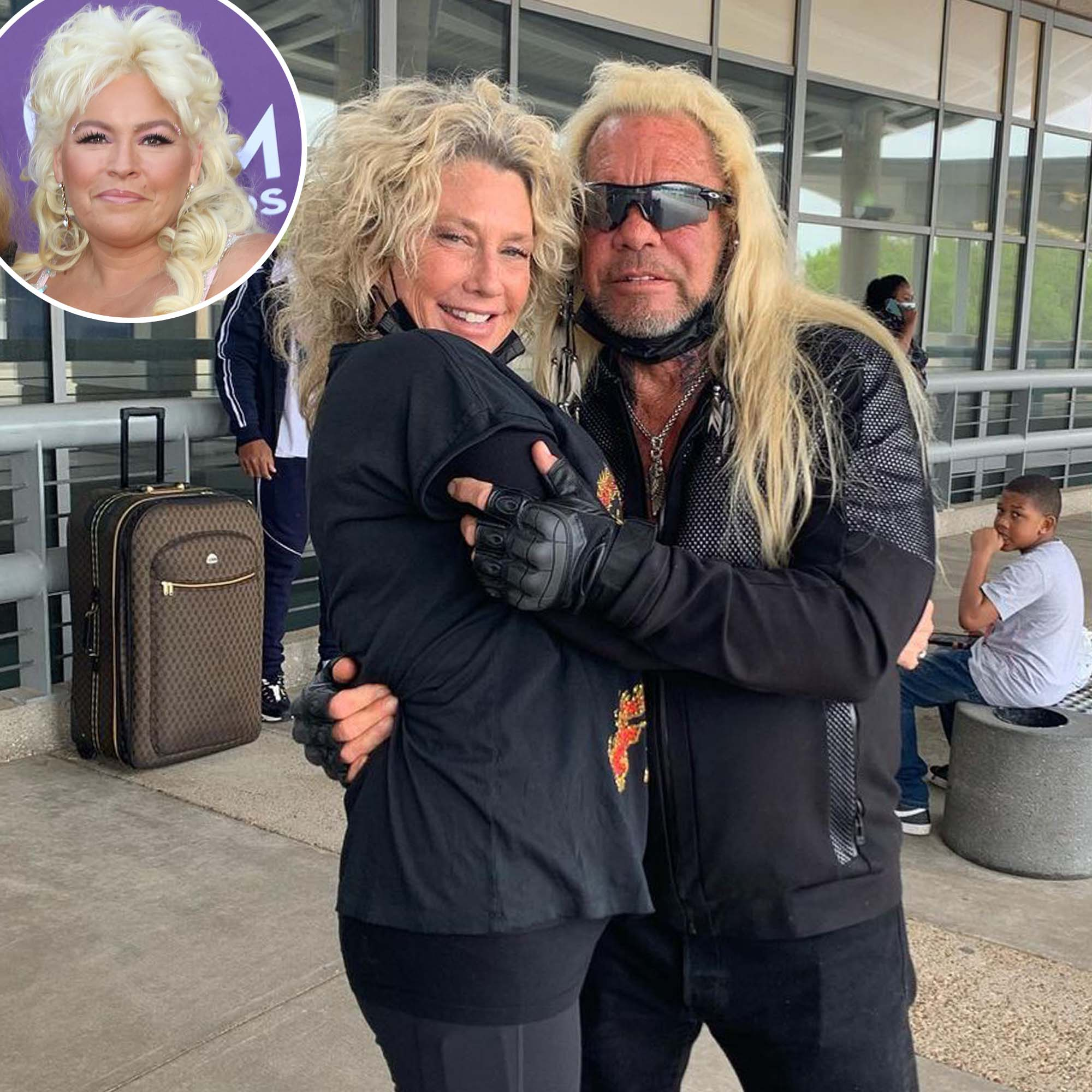 Duane Chapman Reveals Francie Wedding Date 2 Years After Late Wife Beths Death