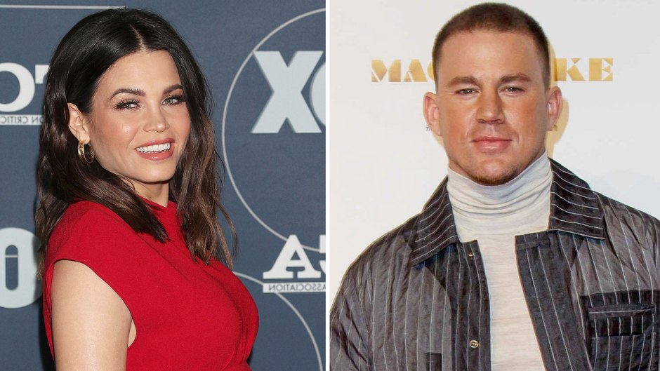 Jenna Dewan Says Ex Channing Tatum Wasnt Available Weeks After Daughter Everly Birth