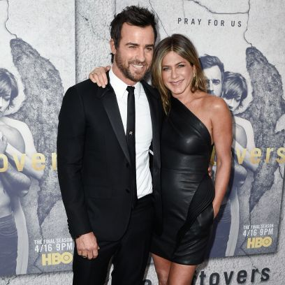 Jennifer Aniston Posts Shirtless Photo of Ex Justin Theroux