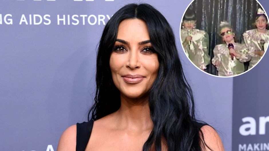 Kim Kardashian Shares Throwback Video From 'Star Search' Audition With Khloe and Kourtney