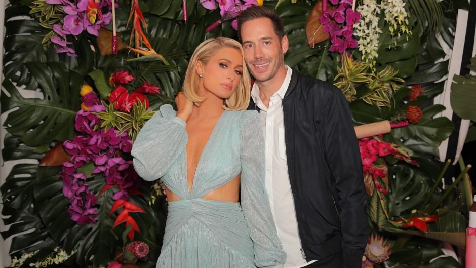 Paris Hilton Wearing 10 Dresses for Wedding to Carter Reum