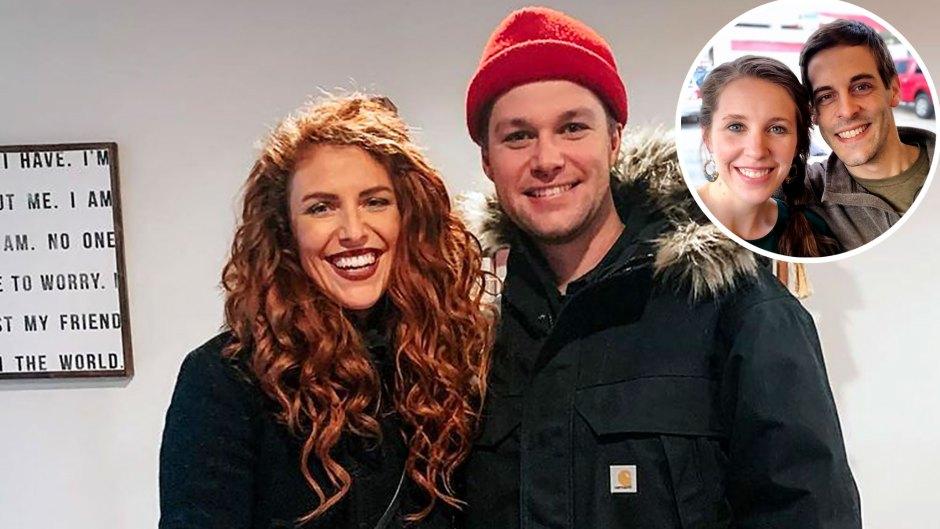 Reality TV Crossover! Audrey and Jeremy Roloff Meet Jill Duggar and Derick Dillard