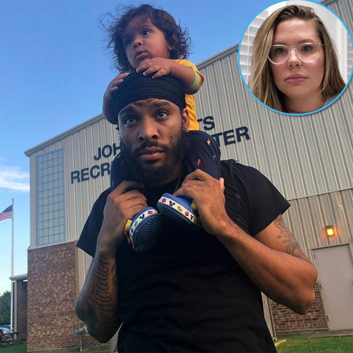 Teen Mom 2 Kailyn Lowry Says Chris Lopez Banned Her From Son Lux Gym