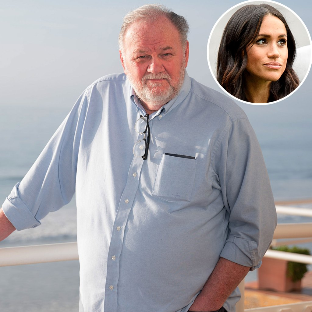Thomas Markle Claims Meghan Markle Snubbed Him on Her 40th Birthday