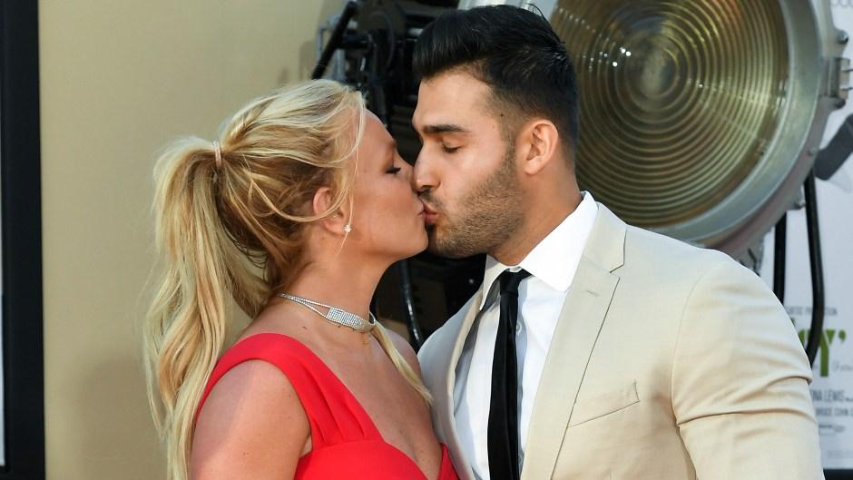 Britney Spears Planning Dream Wedding To Sam Asghari In Maui