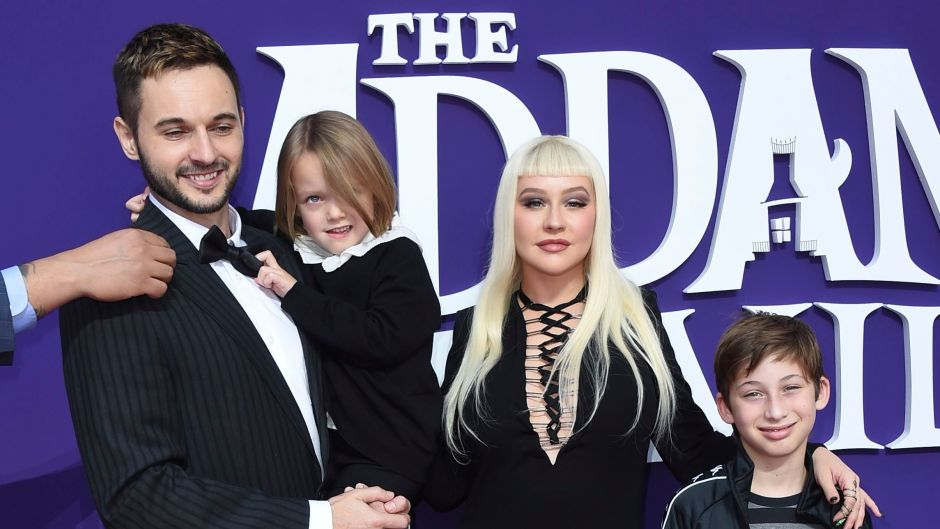 Christina Aguilera's Kids: Cute Photos With Summer and Max 4
