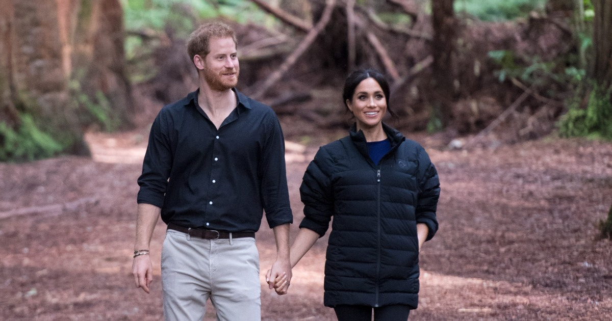 Prince Harry and Meghan Markle wanted to move to New Zealand in 2018