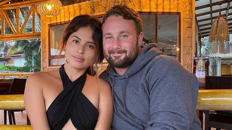 90 day fiance evelin corey married