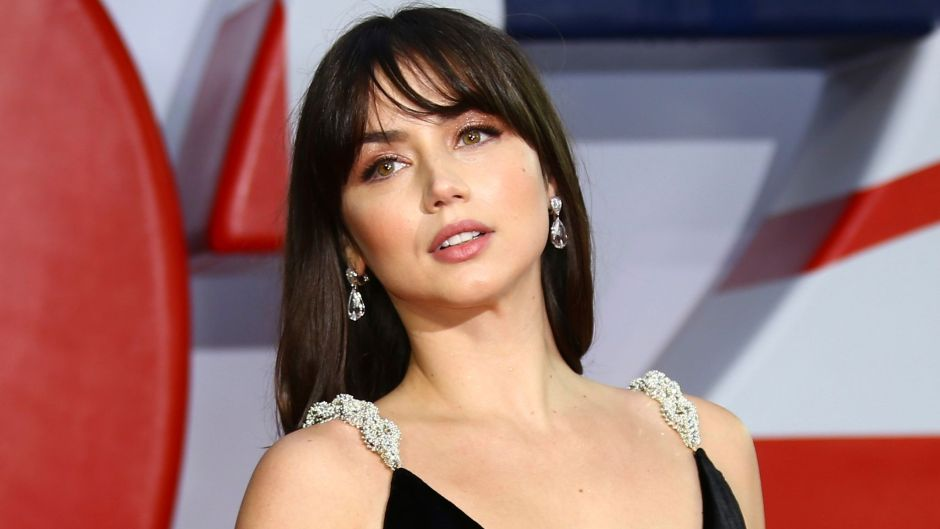 Oops! Ana de Armas Suffers a Wardrobe Malfunction While Going Braless at 'No Time to Die' Afterparty