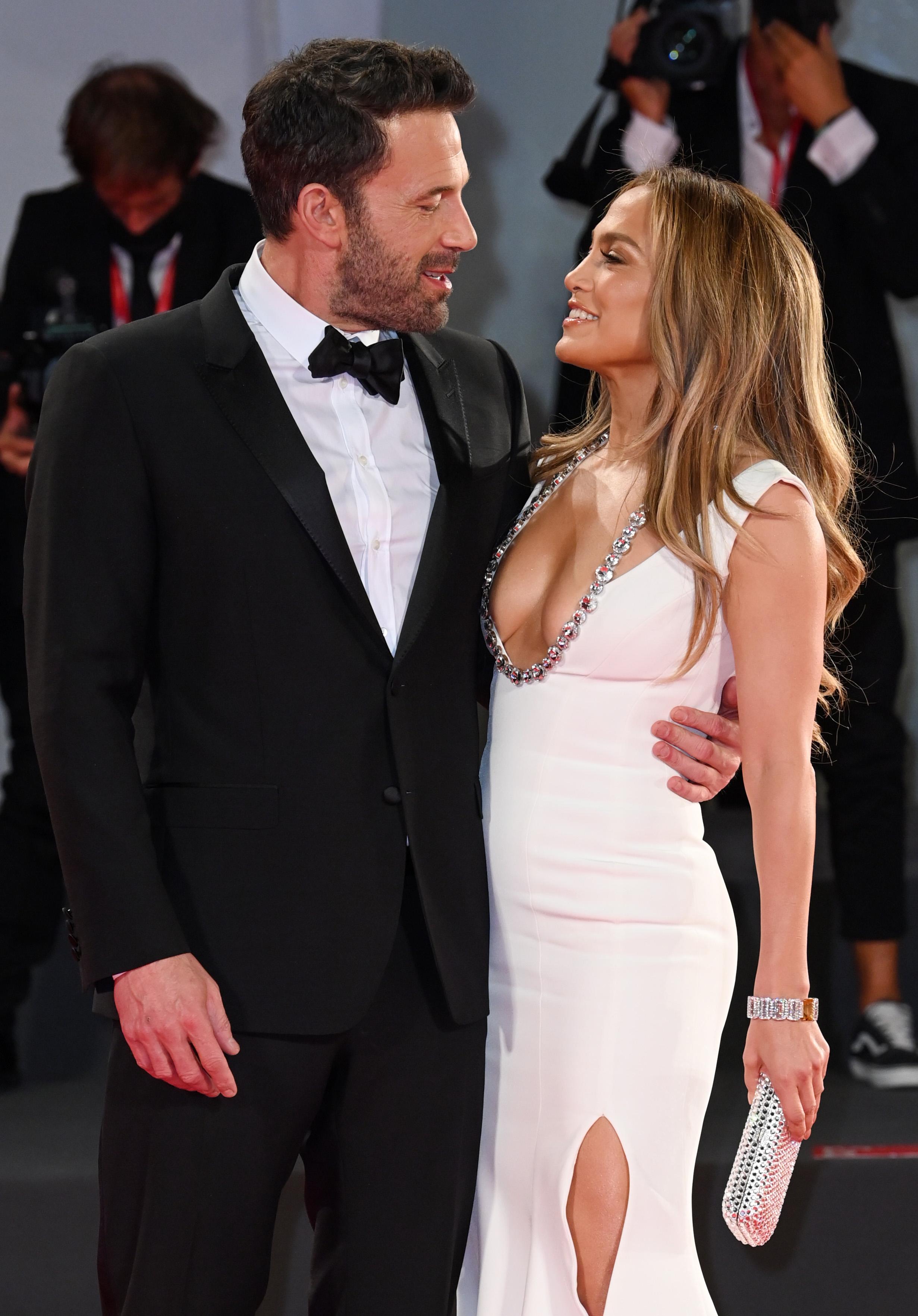 Ben Affleck In Awe Of Jennifer Lopez